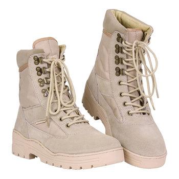 Desert khaki boots leger schoenen