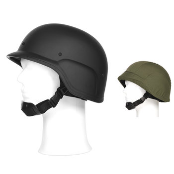 Helm Airsoft met 4 covers