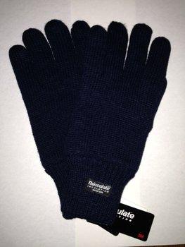 Thinsulate handschoenen donker blauw