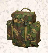 Commando Leger rugzak daypack camouflage 40 liter gebruikt