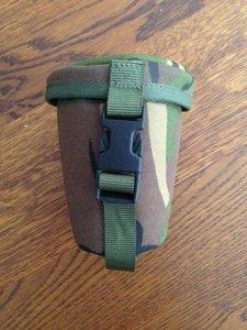 Pouch opbergtasje voorzetlens origineel uit het leger