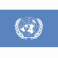 UN United Nations vlag