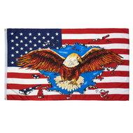 USA adelaar eagle vlag