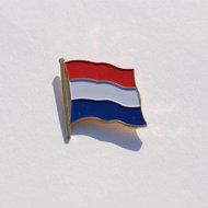 pin embleem Nederlandse vlag Holland
