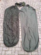 leger slaapzak m 90 met goretex hoes