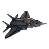 JSF F-35 Lightning vliegtuig van het leger speelgoed Sluban