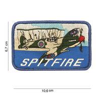 Spitfire patch embleem van stof art. nr. 4040