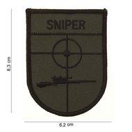 Sniper Patch embleem art no 3007