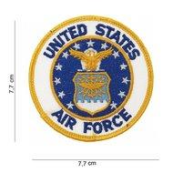United States Air Force embleem patch van stof art. nr. 3011