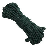 touw 5 mm groen