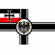 Vlag van oud Duitsland
