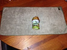 microfiber handdoek camping lichtgewicht