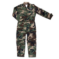 camouflage leger overall