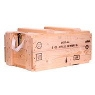 houten leger kist