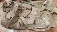 weekend tas leger desert camouflage